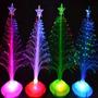 Centros De Mesa Arbolito De Navidad Luminoso X1