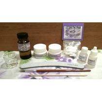 Kit-12 Belacril Uñas Esculpidas Tips+curso+diploma Gratis