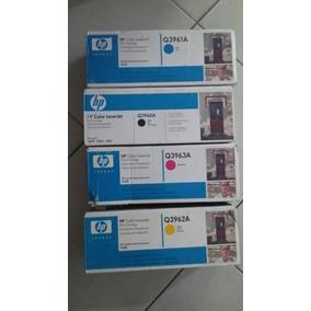 Toner Hp, Q3961a, Q3962a, Q3963a, Nuevos, Originales