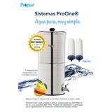 Propur Filtro De Agua, Elimina +100 Contaminates Y Flúor
