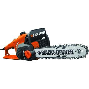 Motosierra Electrosierra Black + Decker Gk1740 2.5 Hp 16
