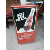 Heladera Vintage Retro Coca Cola Original