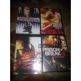 Prison Break Serie Completa Temporadas 1-2-3-4-