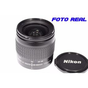 Lente Nikon Zoom 28 80mm