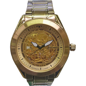 863ffa1d0403b 1c Relogio Technos Classic Automatic Mw6166 Masculino - Relógio ...