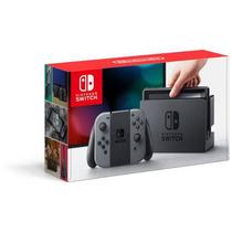 Console Nintendo Switch Grey - Envio Hoje