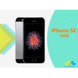 Iphone Se 32gb Libres 4g Nuevos 12mp Sellados+garantía+mica!