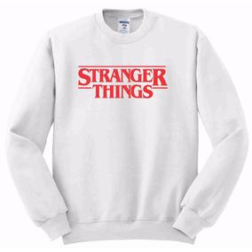 Sudadera Stranger Things Logo 2