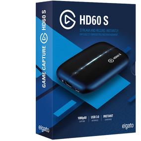 Game Capture Elgato Hd60s Hd 60s Hd 60 S Ps4, Xbox One 360