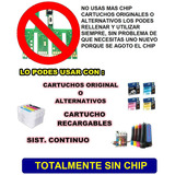 Chip Virtual Espon T25 Nunca Mas Utilizas Chips