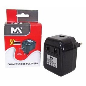 Transformador Conversor Voltagem Bivolt 110-220v Ou 220-110v