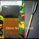 Pack 12 Flechas De Aluminio Para Ballestas De 50 Y 80 Libras