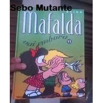 Livro Mafalda Vai Embora (vol. 11) Quino