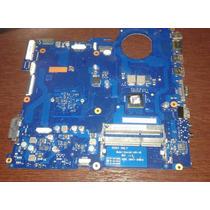 Placa Mãe Notebook Samsung Rv415 Amd C/processador Int (246)