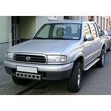 Libro Taller Mazda B2200, B2500, B2600, B2900, 1996-2006