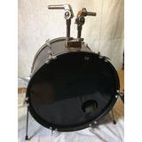 Bateria Cb Drums + Atriles Y Sillin