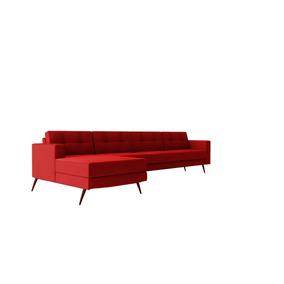 Sofa Living Barato Novo Muito Elegante Diferente 4 Lugares