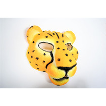 Máscara De Jaguar Para Niños
