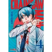 Manga - Chainsaw Man - Elige Tu Tomo 6 Cuotas