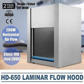 110v 50hz Hd-650 De Flujo Laminar Horizontal Ca-192085701573