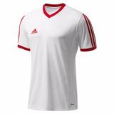 Playera Futbol Soccer Tabela Climalite Niño adidas F50273