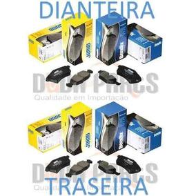 Jogo Pastilha Freio Diant Tras Honda New Civic 2012 Diante
