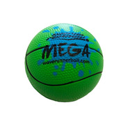 Pelota Sport Mega Ball Wave Runner Ball Basketball Verde