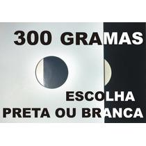 Capa Para Disco De Vinil Lp Djs 12 20 Unidades + Brinde
