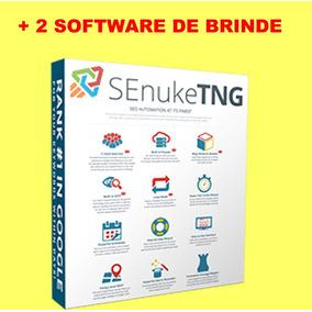 Senuke Tng 4.0.85 - Seo Crie Backlinks De Qualidade Para Seo