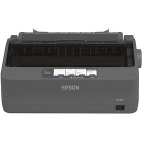 Impressora Matricial Epson Lx350 9 Agulhas Frete Gratis