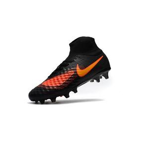 Tacos Nike Magista 3d Obra 2 Fg   Black Orange Elite d52ec353b44ec