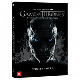 Box Dvd Game Of Thrones - 7ª Temporada - 5 Discos Orig Novo
