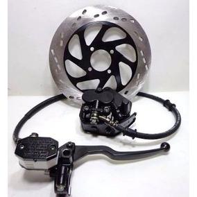 Sistema De Freio Dianteiro Completo Suzuki Yes 125 C/ Disco