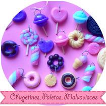 30 Dijes Cintas + Porta Dijes Cupcake Gigante15 Años+ Anillo