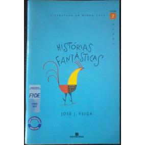 Jose J Veiga Historias Fantasticas Volume 2 Conto