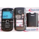 Carcaça Nokia C300 C3 00 C3-00 Completa # Pronta Entrega