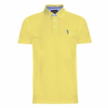 Camisa Polo Aleatory Masculino Outlet