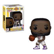 Figura Funko Pop, Lebron James - Lakers - Nba 52