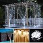 100 Led 10m Árbol De Navidad Hadas Fiesta Luces