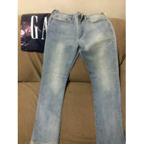 Jeans Gap 1969 Slim High Stretch... Único En Mercado Libre