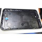 Tampa Traseira Para Tablet Samsung Sm-t210 Preto Promoção!