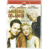 Dvd A Teoria Do Amor - Meg Ryan - Tim Robbins