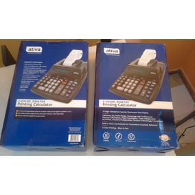 Calculadora De Impressão Ativa At-p3000 120 Volts