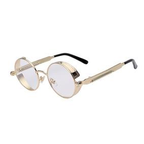 15508008339bd Oculos Retro Dourado - Óculos De Sol no Mercado Livre Brasil