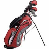 Golf Argentino Set Junio Ping Moxie I 10-11 Años