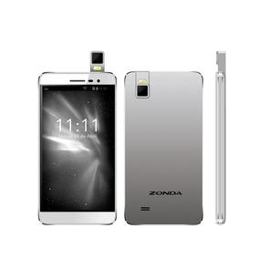Celular Zonda Modelo Za509 Platinum Plata Amovil