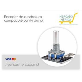 Encoder De Cuadratura Arduino Micros Potenciometro