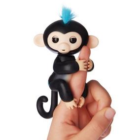 Finger Monkey Macaco Dedo Macaquinho Fingerlings Baby Sensor
