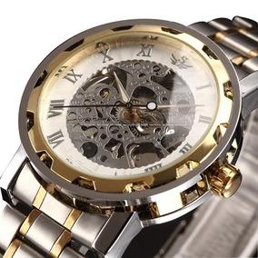 594a7dc9877 Relogio Constantin Corda Classic Gold - Relógios no Mercado Livre Brasil