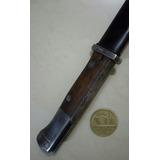 Antigua Bayoneta Militar Mauser Modelo 1933. Sable. Puñal.